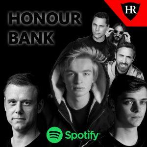 Danian Vreugd Spotify Playlist
